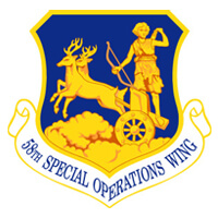 Air Force 58th Special Operations Wing (58 SOW)