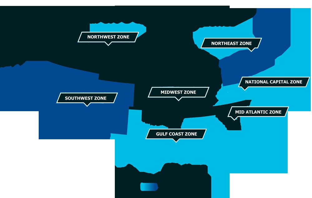 Seaport-e Geographic Zones