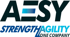 AESY Logo with Tagline